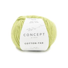 Katia Concept - Cotton-Yak - 126 Pistache
