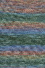 LANG Yarns - Milton 0079 Blauw-Groen