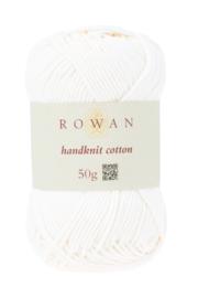 ROWAN Handknit Cotton 251 Ecru