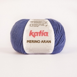Katia Merino Aran 45 Blauw
