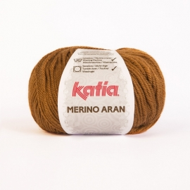 Katia Merino Aran 37 Kaneel / Hazelnoot
