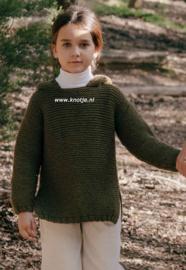 Katia Merino Tweed Kindertrui