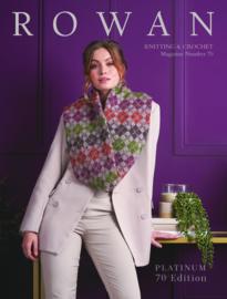 Rowan Knitting & Crochet Magazine Number 70 Herfst/Winter 2021-2022