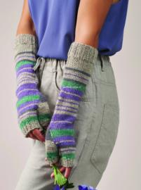 ROWAN Moordale Polswarmers Field Gloves