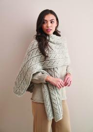 ROWAN Brushed Fleece Omslagdoek