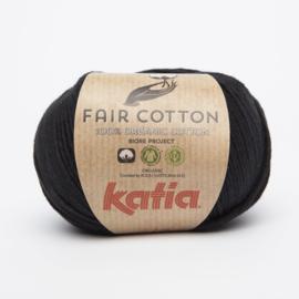 Katia Fair Cotton - 02 Zwart