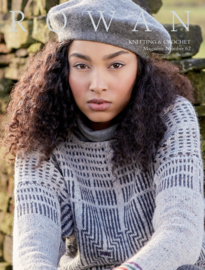 Rowan Knitting & Crochet Magazine Number 62 Herfst/Winter 2017-2018