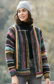 Katia Inca Noir Vest