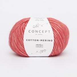 Katia Concept - Cotton-Merino 109 Rood