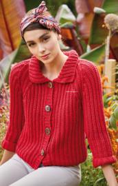 ROWAN Handknit Cotton Vest Caroline
