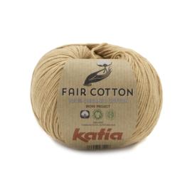Katia Fair Cotton - 45 Licht Bruin