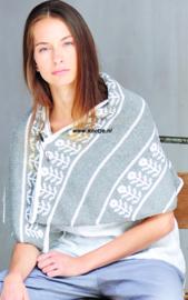Rowan Cotton Cashmere Sjaal Joni