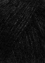 LANG Yarns Lusso - 0004 Zwart