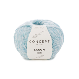 Katia Concept - Lagom 112 Hemelsblauw