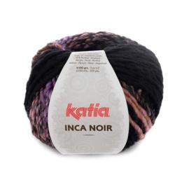 Katia Inca Noir - 350 Lila-Zwart