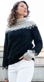 Katia Merino Tweed Trui