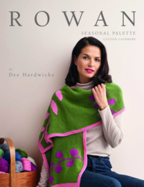 Rowan Seasonal Palette Cotton Cashmere By Dee Hardwicke