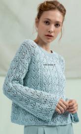 LANG Yarns Soft Cotton Trui
