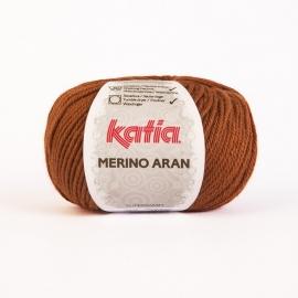 Katia Merino Aran 60 Hazelnootbruin