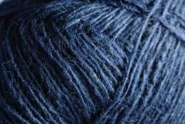 Einband Lopi 0709 Midnight Blue (heel donker blauw)