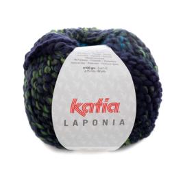 Katia Laponia - 208 Turquoise-Blauw-Groen