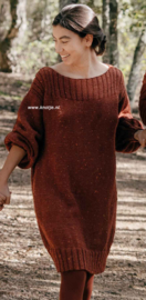 Katia Merino Tweed Lange Trui