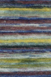 LANG Yarns Dipinto - 0025 Blauw Oker