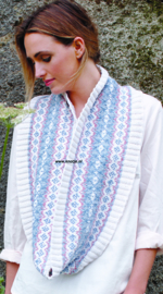 Rowan Cotton Cashmere Sjaal Genner