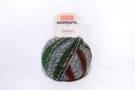 Adriafil Zebrino 64 multicolour fancy