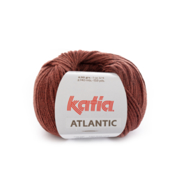 Katia Atlantic - 200 Roestbruin - Zwart