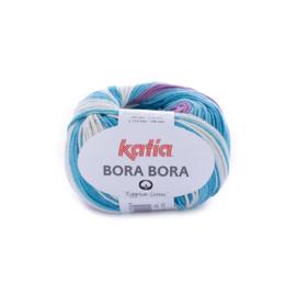 Katia Bora Bora - 108 Turquoise - Lila