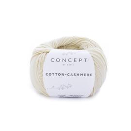 Katia Cotton Cashmere - 69 Licht Pistache