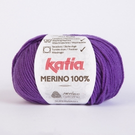 Katia Merino 050 - Lila oscuro
