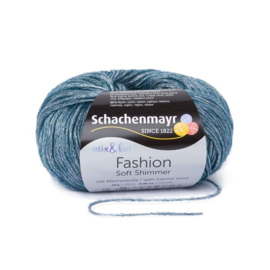 Schachenmayr Soft Shimmer - 00050 Blue Diamond
