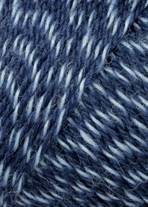 LANG Yarns - Jawoll Superwash 0058 Mix Donker Blauw