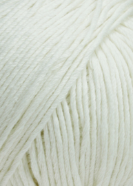 LANG Yarns - Soft Cotton - 0094 Ecru