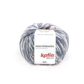 Katia Mediterranea 305 Jeans - Roestbruin - Oker