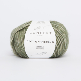 Katia Concept - Cotton-Merino PLUS 302 Groen