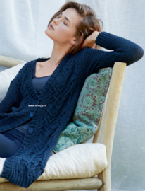 LANG Yarns Soft Cotton Vest