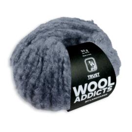 LANG Yarns - Wooladdicts - Trust 0005 Donker Grijs