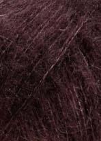 LANG Yarns Lusso - 0080 Aubergine