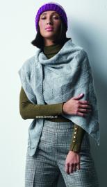 ROWAN Alpaca Soft DK Sjaal EC3