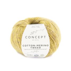 Katia Concept - Cotton-Merino Tweed 507 Oker