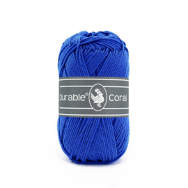 Durable Coral Katoen - 2110 Royal