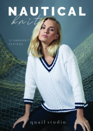 Rowan Nautical Knits by Quail Studio