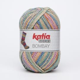 Katia Bombay Socks 52