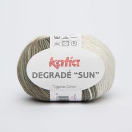 Katia Degrade Sun - 98 Ecru-Beige-Bruin-Kaki