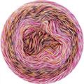 Katia Funny Rainbow - 107 Bleekrood - Zalmoranje - Oranje
