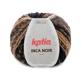 Katia Inca Noir - 353 Bruin-Zwart
