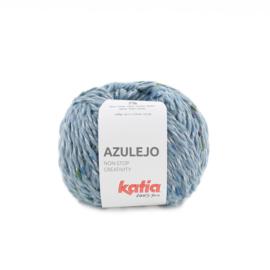 Katia Azulejo 305 - Jeans - Groen - Blauw